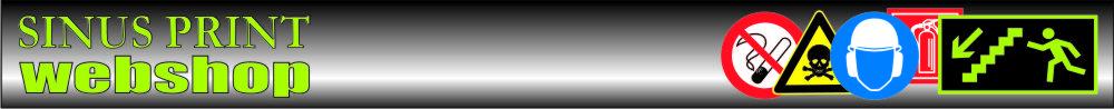 sinusprint web�ruh�z, webshop