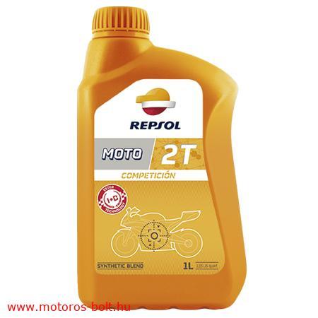 Repsol 2T Competición motorkerékpár olaj 1l.