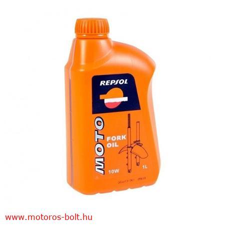 Repsol Moto Fork oil 10W teleszkóp olaj 1l.