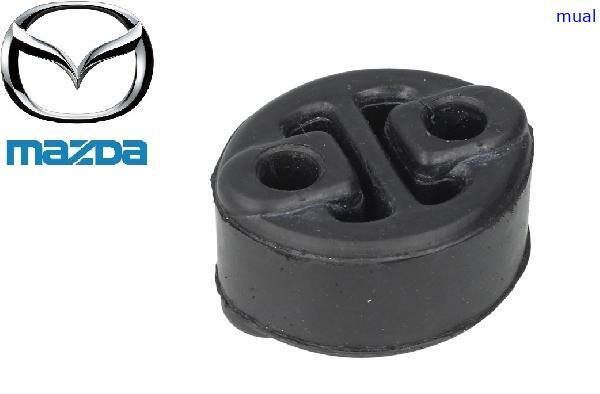Kipufogó felfüggesztő gumi E2200