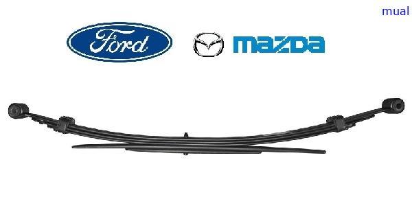 Laprugó köteg B2500, Ford Ranger