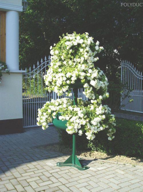 POLYFLOWER 3 szintes virágpiramis