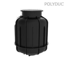 Mászható vízóra akna (~850 literes)