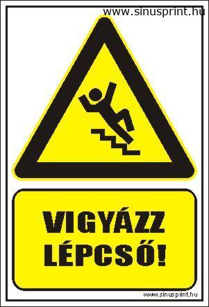 Vigyázz lépcső