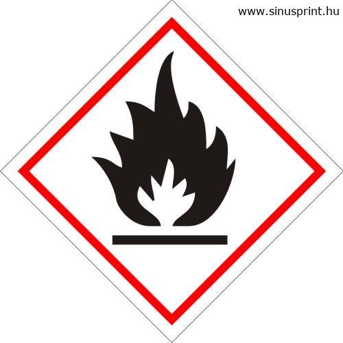 Tűzveszélyes