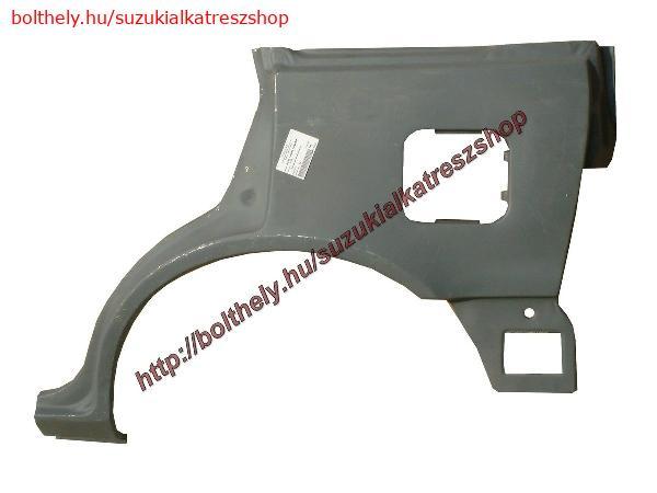 Sárvédő Bal hátsó részelem Suzuki Swift 5. ajtós 64511-62B11-000 utángyártott