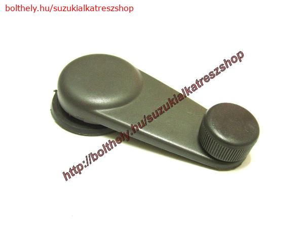Ablaktekerő Suzuki Swift, fekete 82960-80E00-5ES India