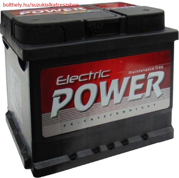 Akkumulátor 12V 45Ah -+ nagysarus gondozás mentes Jobb + Suzuki Swift WR+ Ignis 33610-83E46