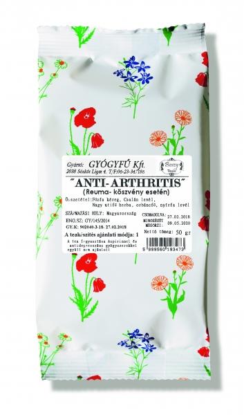 ANTI ARTHRITIS (REUMA) 50g