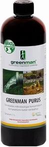 Greenman Purus - szennyvíz- és hulladékkezelő készítmény 1l