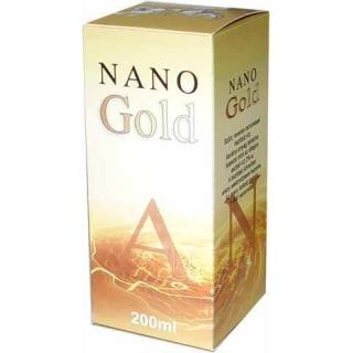 ARANYKOLLOID - NANO GOLD 200ml, 500ml