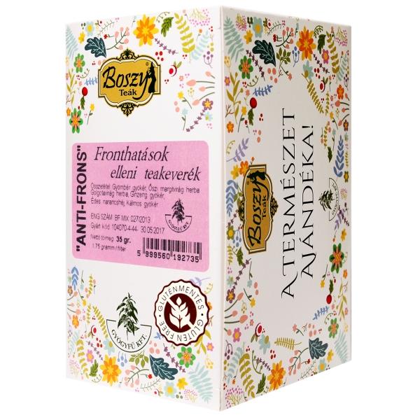 ANTI FRONS - frontérzékenységre filteres tea 20db