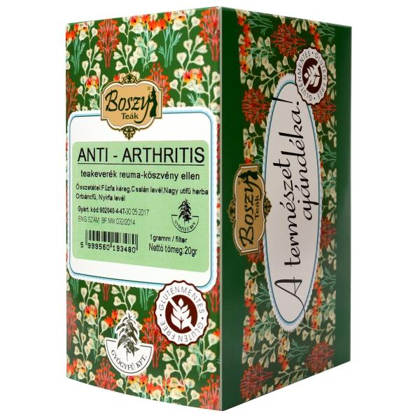 ANTI ARTHRITIS filteres gyógytea keverék (REUMA) 50g