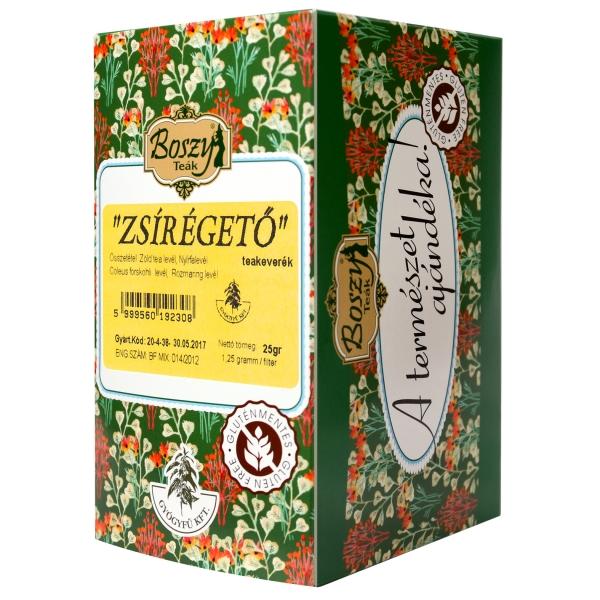 ZSÍRÉGETŐ filteres tea 20db