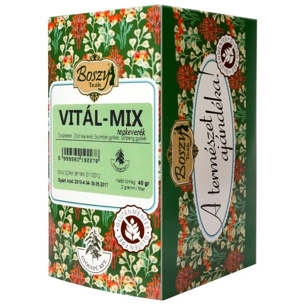 VITAL-MIX filteres tea 20db