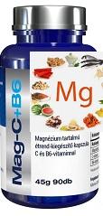 Mag-C+B6 vitamin 90 db