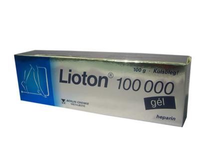 Lioton g�l 100g *