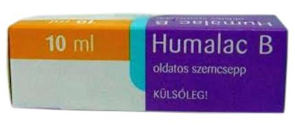 Humalac B m�k�nny 10 ml *