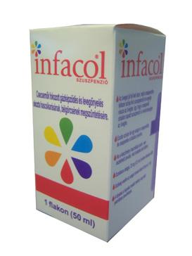 Infacol szuszpenzi� 50ml *