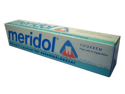 Meridol fogkr�m  75ml *