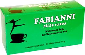 M�lyva tea 20x2g Fabianni