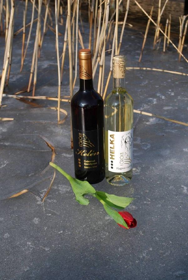 Helka és Kelén borkülönlegességek a Kőróka Pincéből