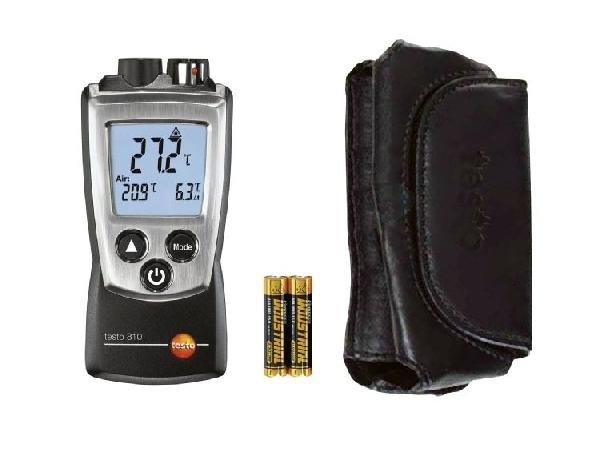 Testo 810 infra hőmérsékletmérő 0560 0810