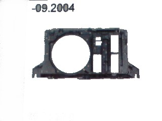 C5 MŰANYAG HOMLOKFAL 2004.09-ig