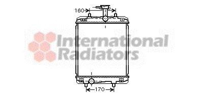 Víhűtő Citroen C1 1.1i