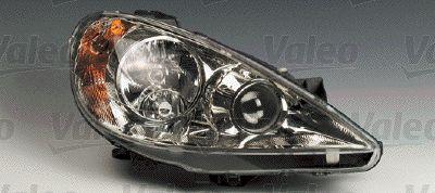 Peugeot 807 jobb első fényszóró