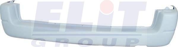 Peugeot Partner hátsó lokhárító fényezhető