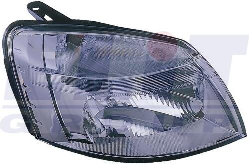 Peugeot Partner 03- fényszóró jobb
