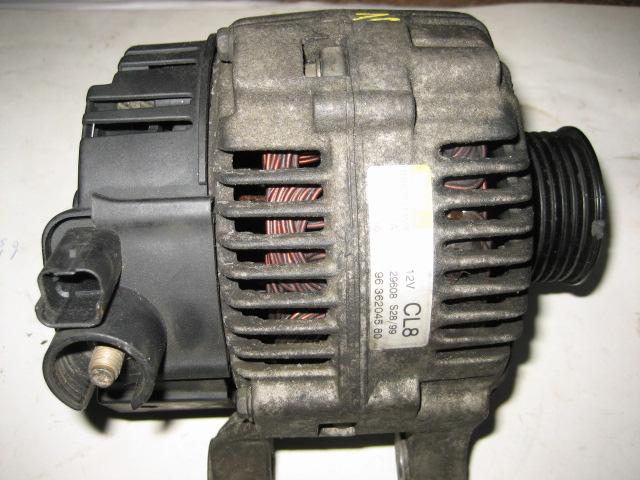 Peugeot generátor KFX