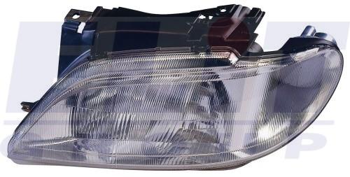 Citroen Xsara I. fényszórő H4 bal