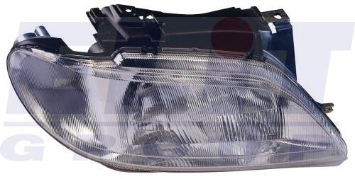 Citroen Xsara I. fényszórő H4 jobb