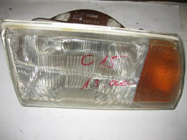Citroen C15 fényszóró indexes bal