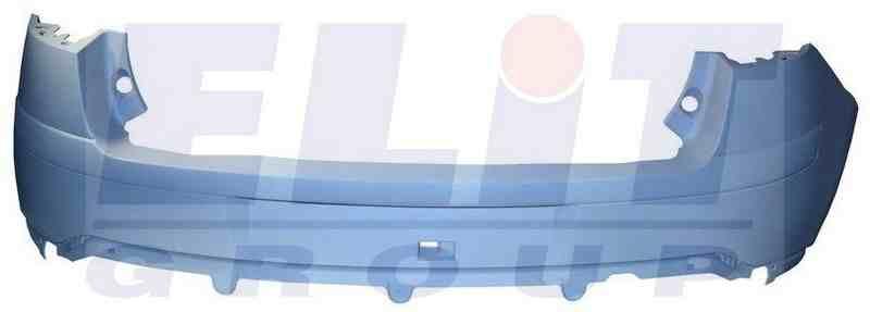 Citroen C4 lökhárító hátsó 3a.