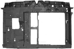 Citroen DS3 homlokfal