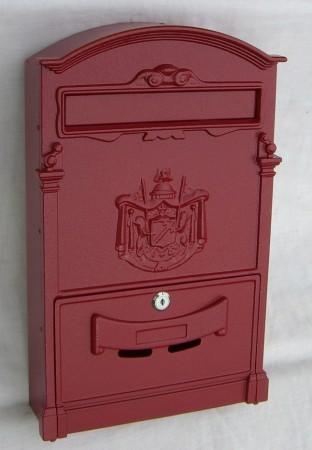 Piros postaláda