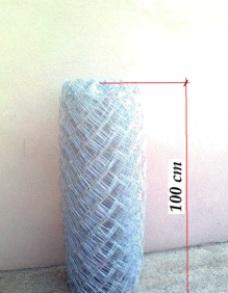Horganyzott drótfonat 1 méteres (100 cm)