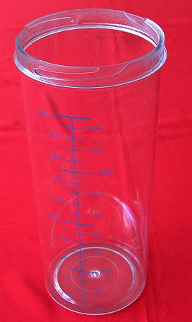 Szívó tartály alsó rész (2000 ml) RE 210353