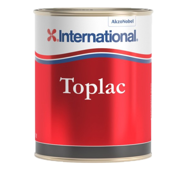 Toplac 2,5 l színes lakk - INTERNATIONAL