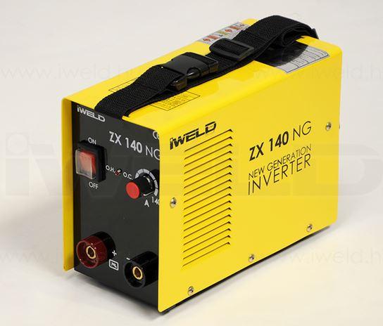 ZX-140NG inverteres hegesztőgép