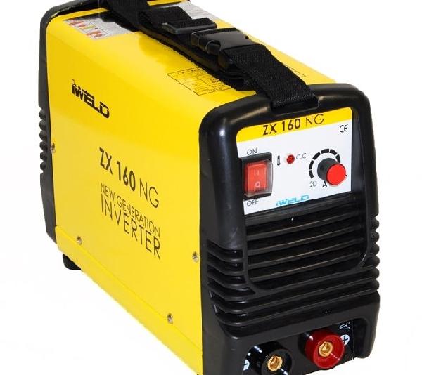 ZX7-160A inverteres hegesztőgép
