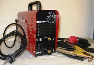 FIDATY 1600 EPSystems inverteres hegesztőgép
