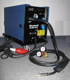 MIG 190 kombi védőgázas hegesztőgép