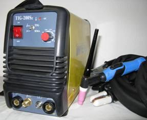 TIG 200A AWI inverteres hegesztőgép