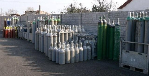 Hélium gáz töltet 10m3, Csak a töltet