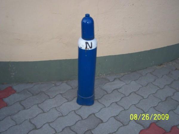 Oxigénpalack 12l (1,8m3)