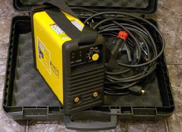 Centroweld TM 1300 / EM 1300 Inverteres ívhegesztőgép